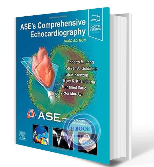 دانلود کتاب ASE's Comprehensive Echocardiography 3rd  2021  (ORIGINAL PDF)