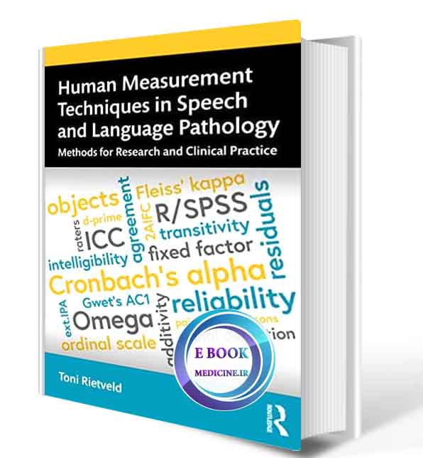 دانلود کتاب Human Measurement Techniques in Speech and Language Pathology: Methods for Research and Clinical Practice 2020 (ORIGINAL PDF)