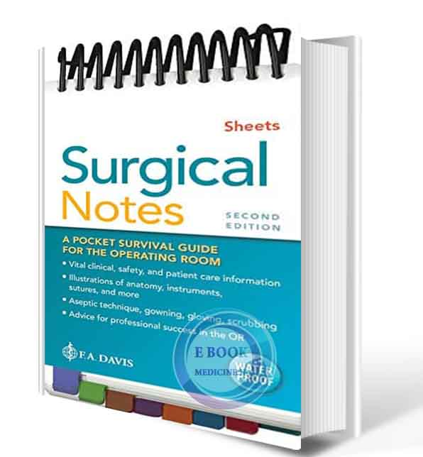 دانلود کتابSurgical Notes: A Pocket Survival Guide for the Operating Room  2020(ORIGINAL PDF)