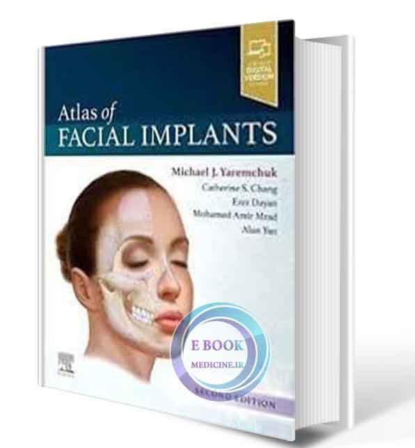 دانلود کتاب  Atlas of Facial Implants 2021 (ORIGINAL PDF+ video)