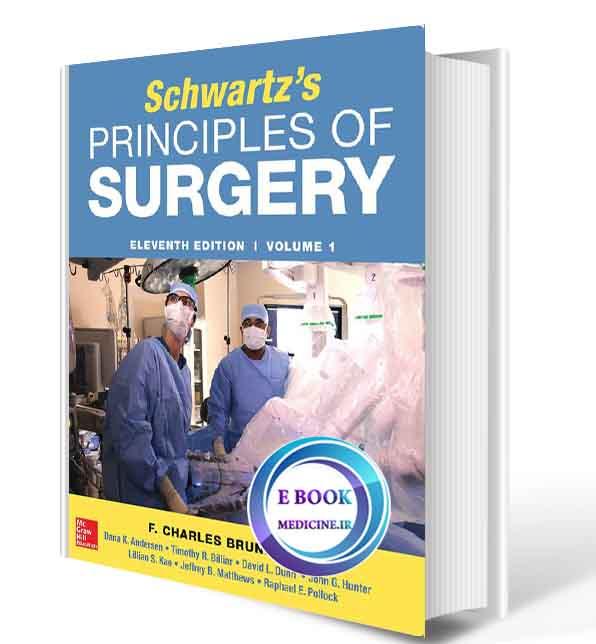 دانلود کتابSCHWARTZ'S PRINCIPLES OF SURGERY 2-volume2019(ORIGINAL PDF)